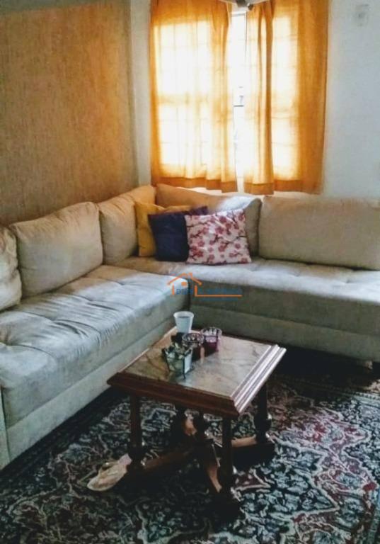 Apartamento Térreo com 2 dormitórios à venda, 50 m² por R$ 290.000 - Parque Villa Flores - Sumaré/SP