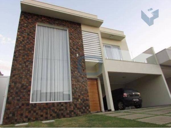 Casa em uns dos melhores Condomínio de Indaiatuba, Condomínio Alto de Itaici.