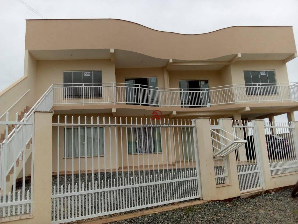 Apartamento residencial para locação, Vila Nova, Barra Velha.