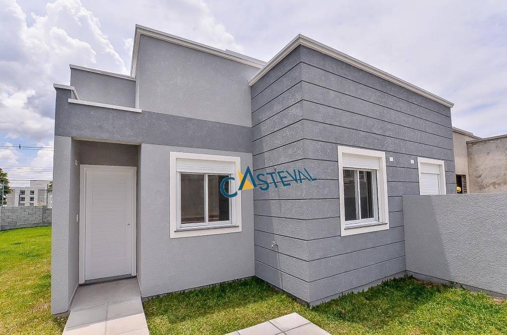 CA0122-CST, Casa de 3 quartos, 79 m² à venda no Ecoville - Curitiba/PR