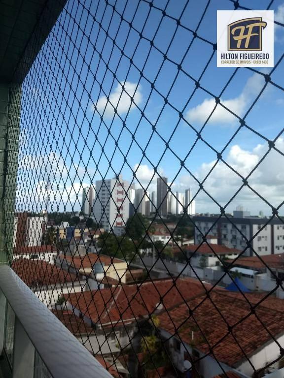 Apartamento com 2 dormitórios para alugar, 58 m² por R$ 1.35