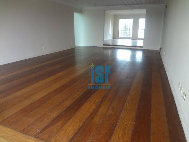 Apartamento com 6 dormitórios para alugar, 306 m² por R$ 8.000/mês - Real Parque - São Paulo/SP - AP20666.