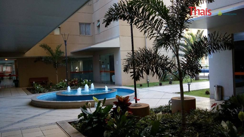 res sports club - área especial 4 - guará iiapartamento com 78,60m², composto por: sala de...