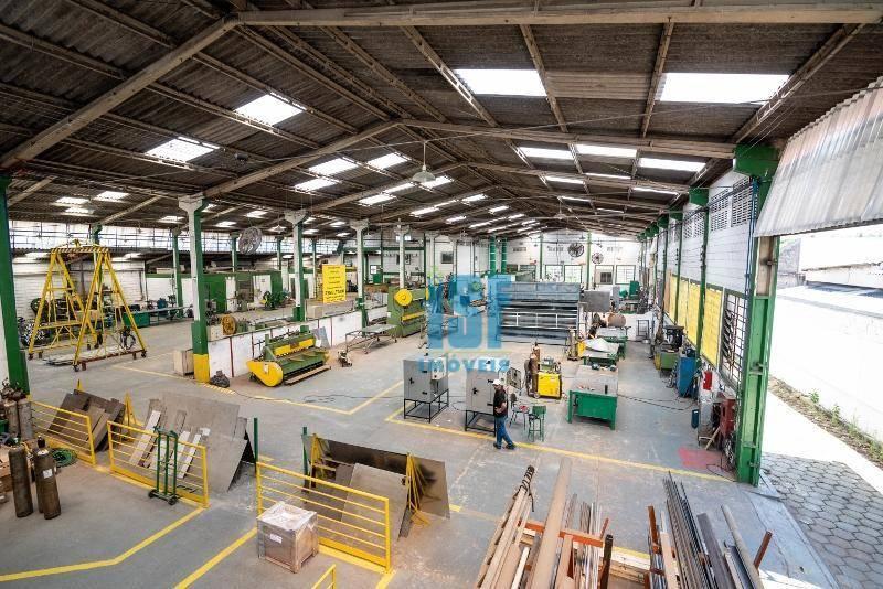 Galpão à venda, 2445 m² por R$ 8.500.000 e para locação - Distrito Industrial - Valinhos/SP  GA0457.