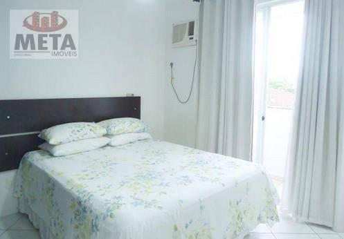 Apartamento com 2 Dormitórios à venda, 77 m² por R$ 300.000,00