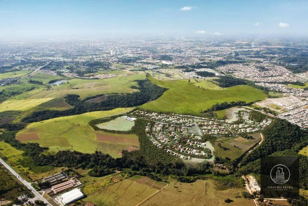 Terreno à venda, 450 m² por R$ 265.000 - Alphaville Nova Esplanada III - Votorantim/SP