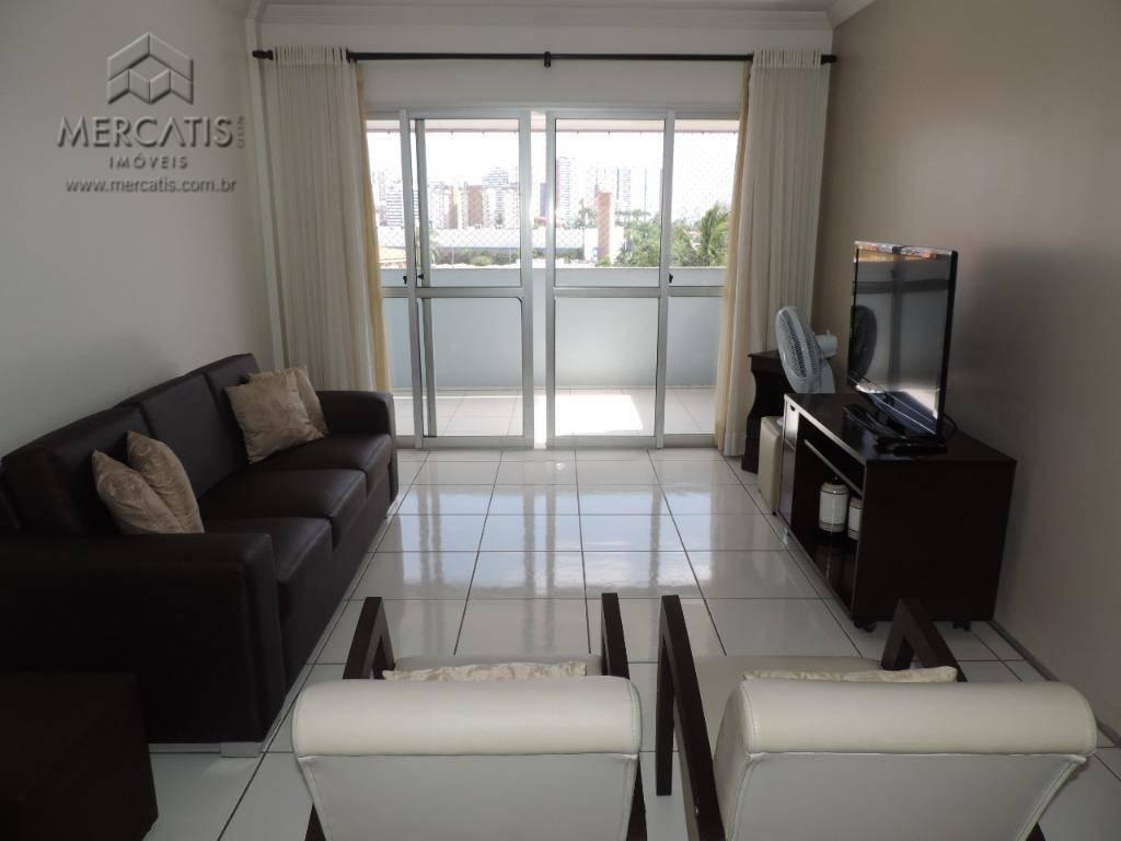 Apartamento à venda  | Varjota  |  Fortaleza (CE)  -                                                  Fortaleza/CE
