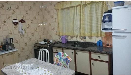 Casa de 2 dormitórios à venda em Jardim São Gabriel, Campinas - SP