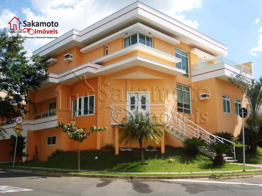 Sobrado residencial à venda, Condomínio Vila dos Inglezes, Sorocaba.
