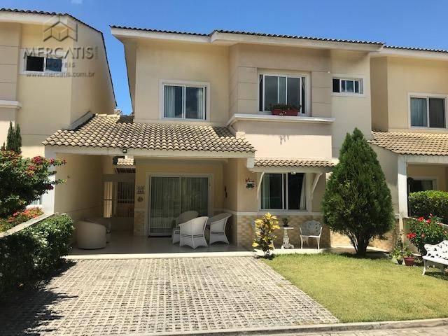 Casa com 3 dormitórios à venda, 142 m² por R$ 630.000,00 - Messejana - Fortaleza/CE