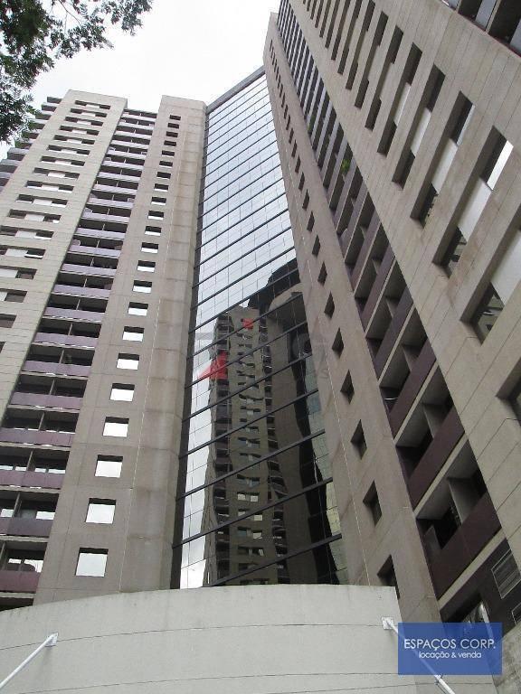 Laje à venda com renda, 484m²  - Vila Nova Conceição - São Paulo/SP
