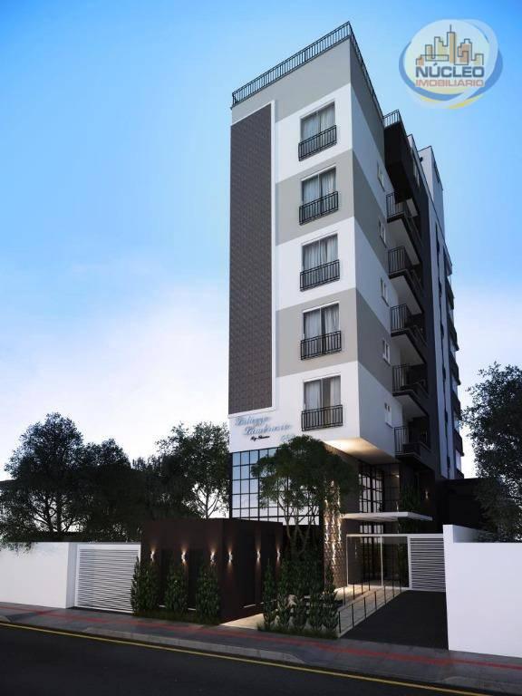 Apartamento com 3 Dormitórios à venda, 90 m² por R$ 466.585,58