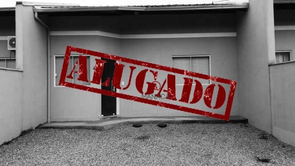 Casa com 2 dormitórios para alugar, 50 m² por R$ 800/mês - Los Angeles - Barra Velha/SC