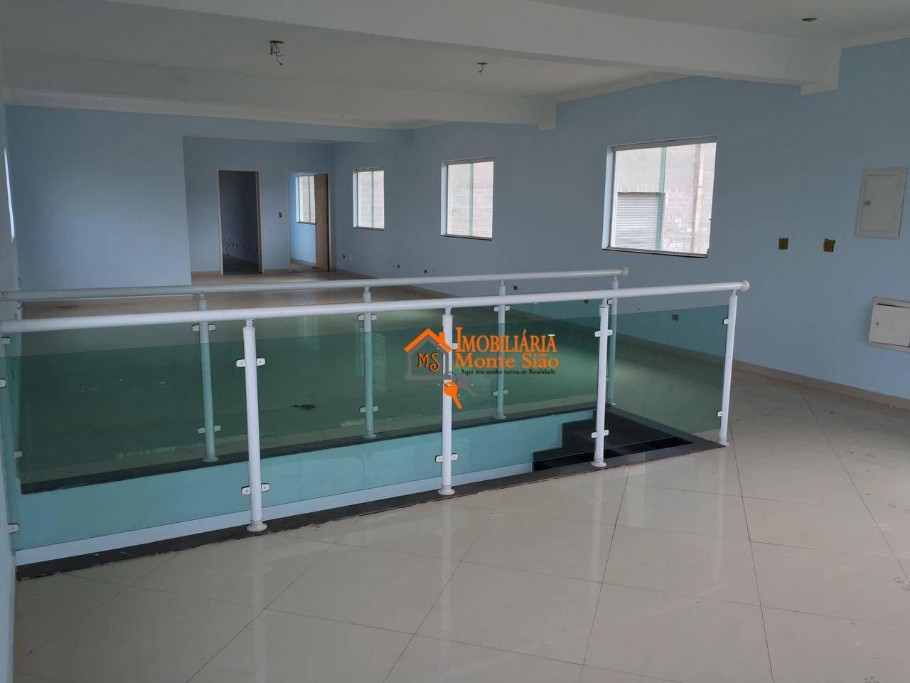 Galpão à venda, 3200 m² por R$ 8.000.000,00 - Jardim Silvestre - Guarulhos/SP