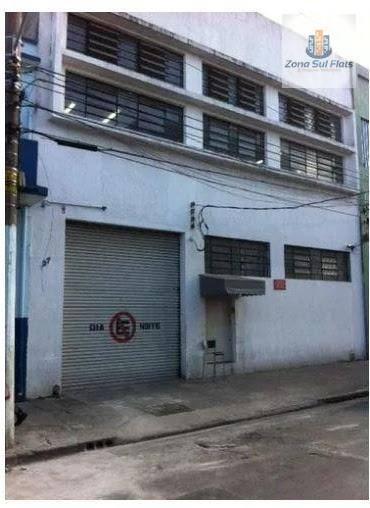 GALPÃO/DEPÓSITO/ARMAZÉM PARA ALUGAR NO BRÁS - 1600 m² - EXCELENTE LOCALIZAÇÃO!