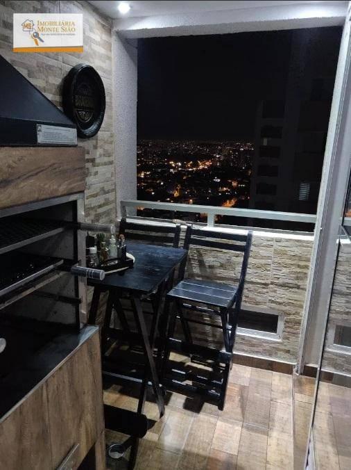 Apartamento com 2 dormitórios à venda, 60 m² por R$ 350.000,00 - Picanco - Guarulhos/SP