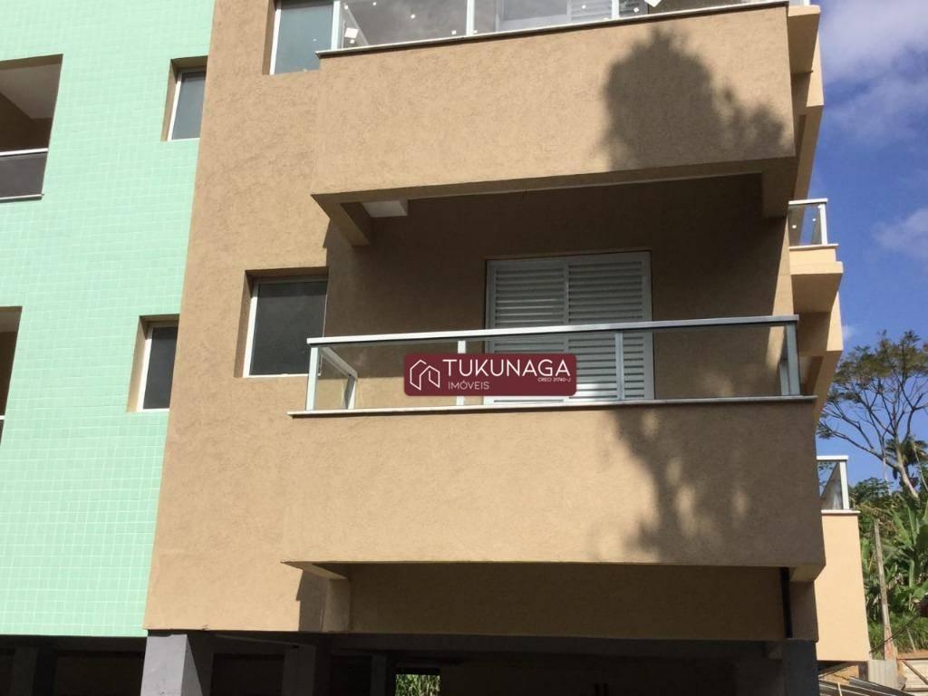 Apartamento com 2 dormitórios à venda, 76 m² por R$ 525.000,00 - Toninhas - Ubatuba/SP