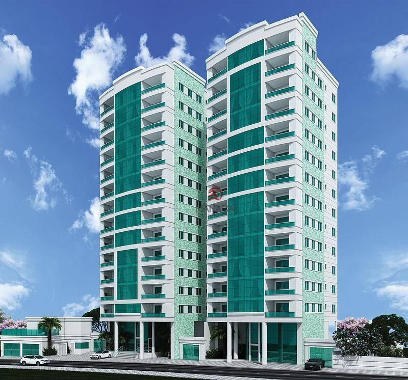 Apartamento com 3 dormitórios à venda, 172 m² por R$ 600.000 - Centro - Barra Velha/SC