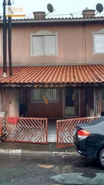 Sobrado Residencial à venda, Jardim Guilhermino, Guarulhos - .