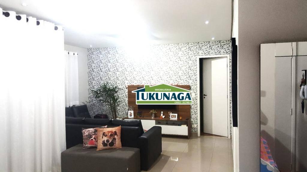 Apartamento à venda no City Club Guarulhos com varanda gourmet, Centro, Guarulhos.