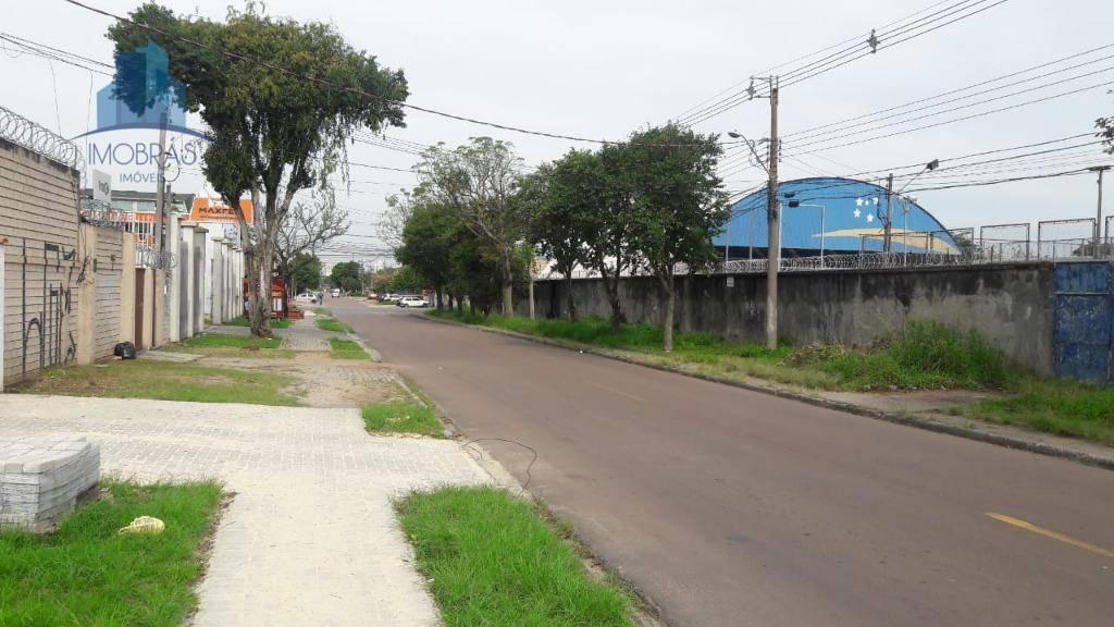 Terreno à venda, 770 m² por R$ 800.000 - Boqueirão - Curitiba/PR