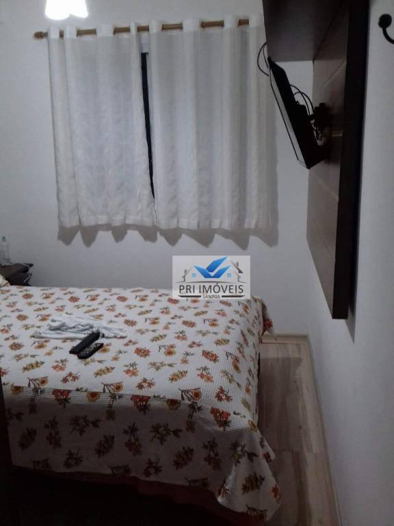 Apartamento com 2 dormitórios à venda, 56 m² por R$ 360.000 - Vila Galvão - Guarulhos/SP