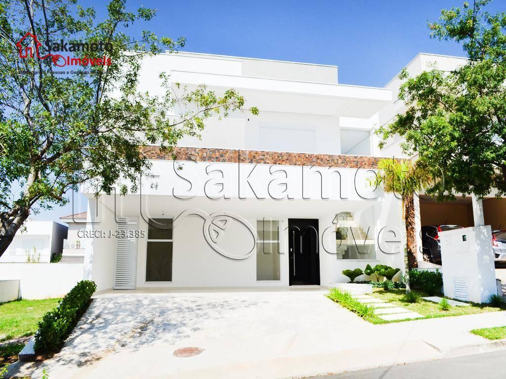 Sobrado residencial à venda, Condomínio Sunset, Votorantim.