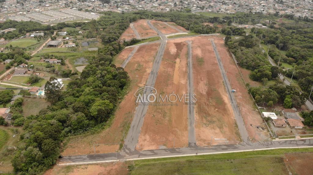 Terreno à venda, 163 m² por R$ 89.604 - Eucaliptos - Fazenda Rio Grande/PR
