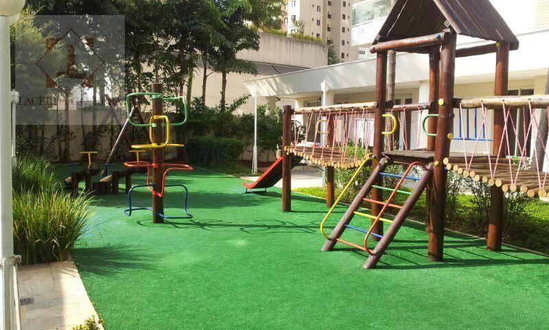linda cobertura com 493m² , 4 suites, 5 vagas +  depósito, próximo ao shopping jardim sul.