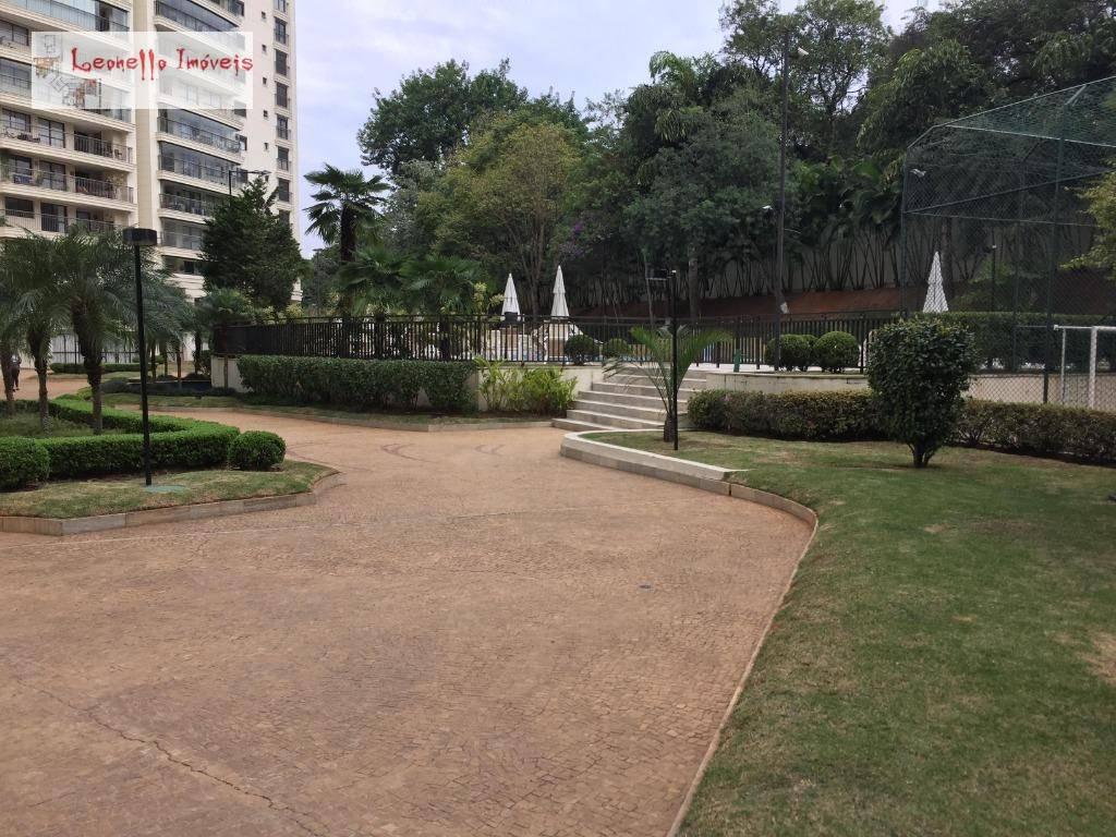 Apartamento com 4 dormitórios à venda, 168 m² por R$ 1.250.000 - Jardim - Santo André/SP