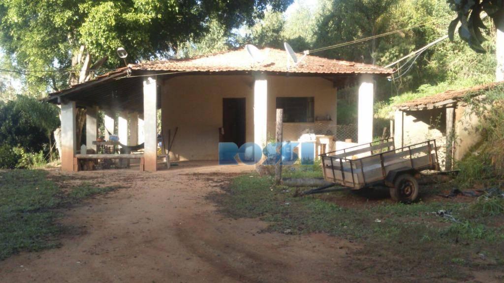Chácara residencial à venda, Curitibanos, Bragança Paulista.
