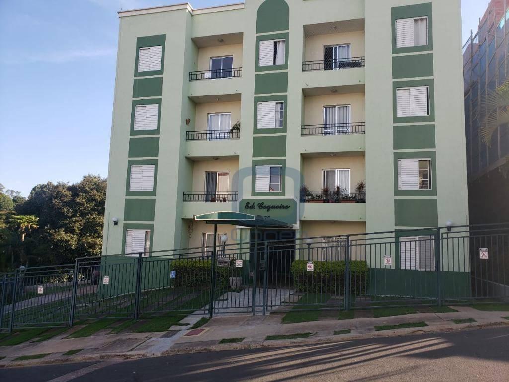 Excelenmte Apartamento com 3 dormitórios à venda, 65 m² por R$ 249.000 - Jardim Pacaembu - Valinhos/SP