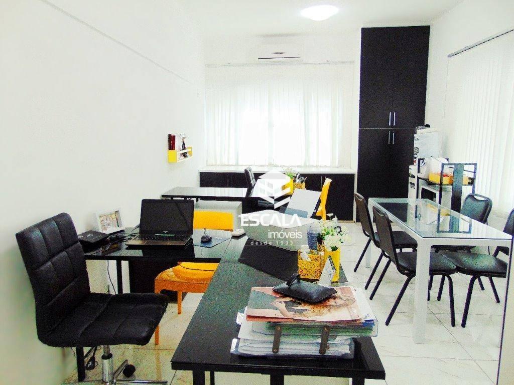 Sala comercial à venda, 35 m², toda mobiliada, piso porcelanato - Centro - Fortaleza/CE