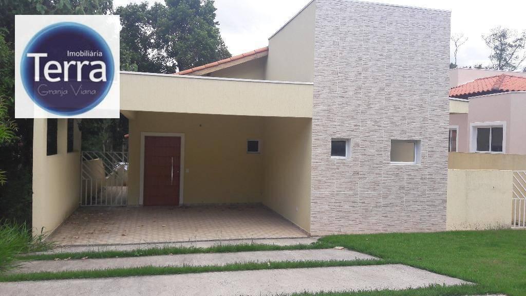 Casa residencial à venda, Vila Rica, Vargem Grande Paulista.