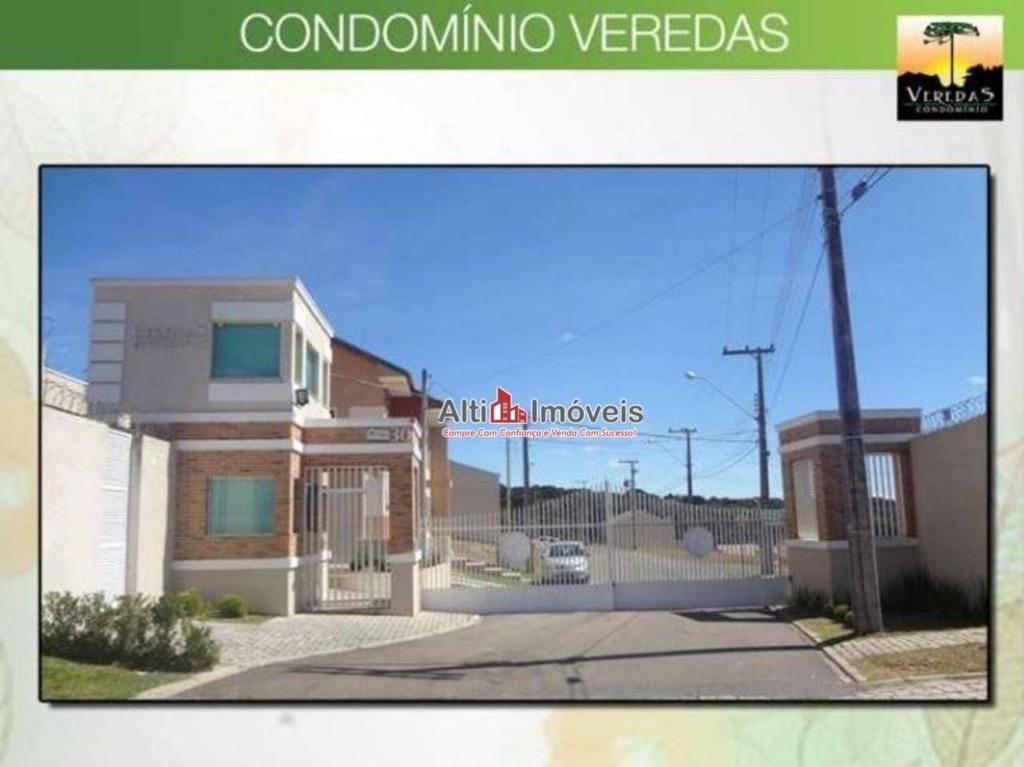 Terreno residencial à venda, São Marcos, Campo Largo.