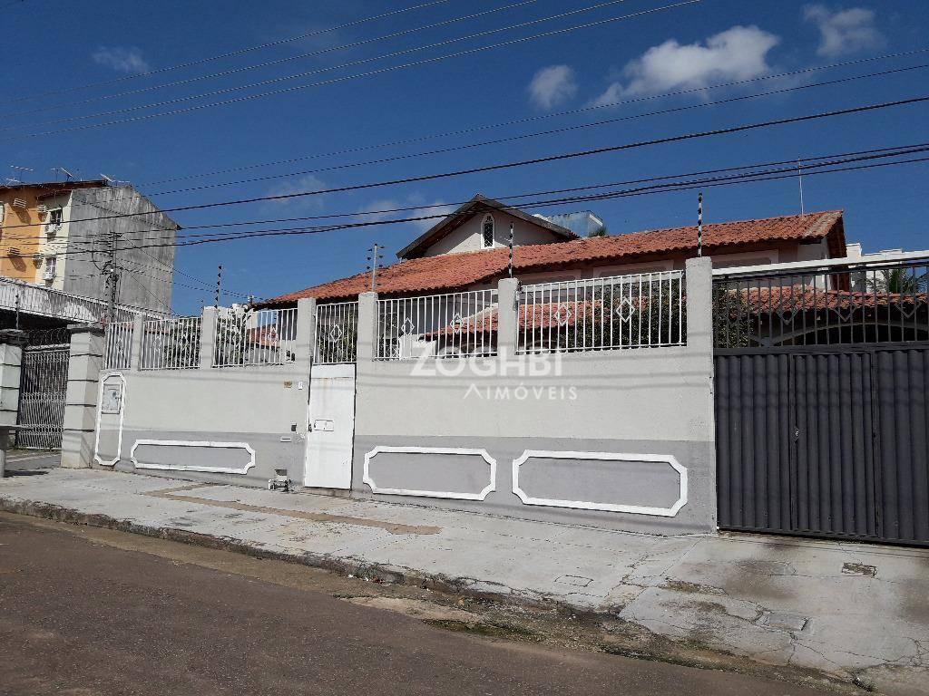 Casa residencial à venda, Pedrinhas, Porto Velho - CA0198.