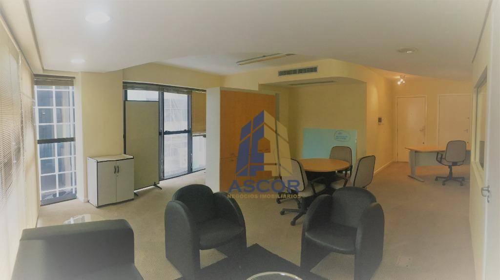 Sala para alugar, 69 m² por R$ 1.750,00/mês - Centro - Florianópolis/SC.