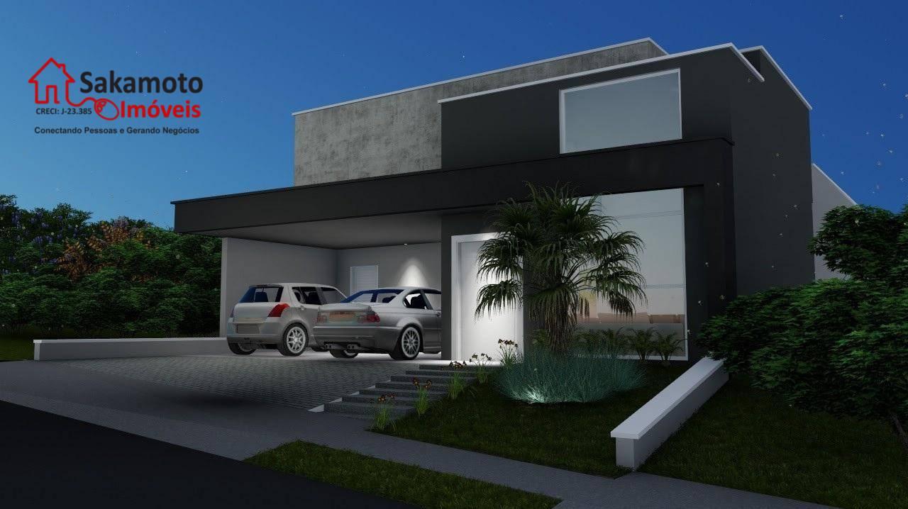 Casa residencial à venda, Condomínio Ibiti Reserva, Sorocaba - CA2424.