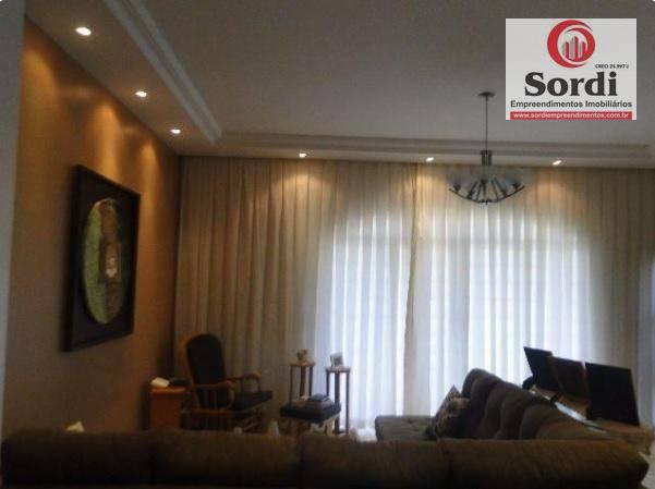 Sobrado à venda, 325 m² por R$ 650.000,00 - Jardim Recreio - Ribeirão Preto/SP