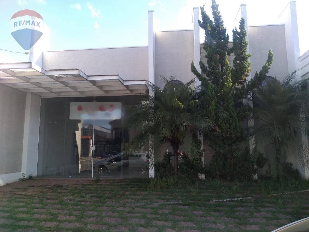 Salão para alugar, 258 m² por R$ 4.500,00/mês - Alvinópolis - Atibaia/SP