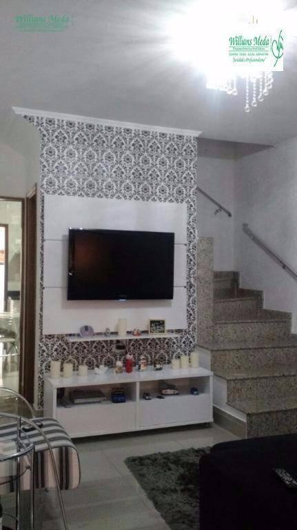 Sobrado Condomínio Fechado Macedo, Guarulhos.