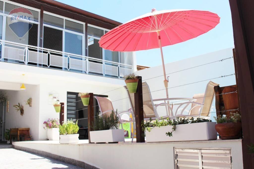 Casa em Atibaia, com 3 dormitórios à venda, 230 m² por R$ 690.000 - Jardim do Lago - Atibaia/SP