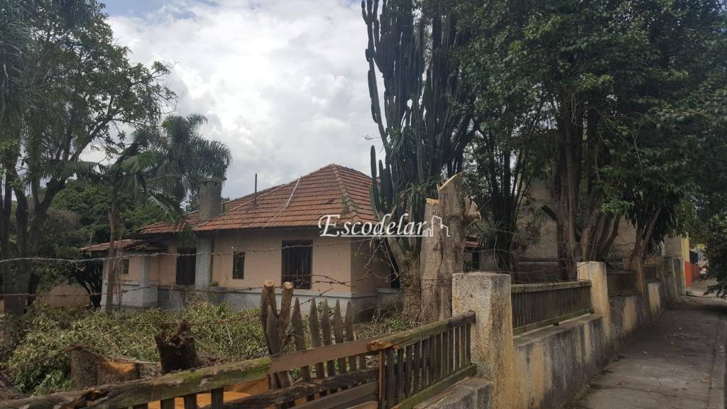 Terreno à venda, 969 m² por R$ 1.300.000 - Vila Galvão - Guarulhos/SP