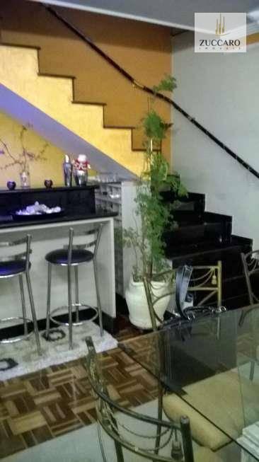 Sobrado de 4 dormitórios à venda em Vila Rosália, Guarulhos - SP