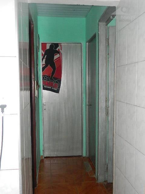 Casa / Sobrado à Venda - Balbo