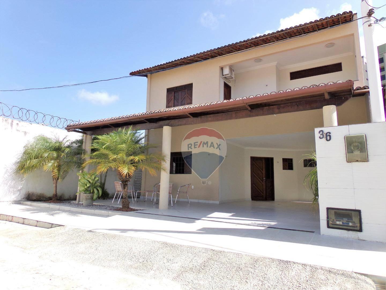 Casa com 4 dormitórios à venda, 244 m² por R$ 350.000,00 - Nova Parnamirim - Parnamirim/RN