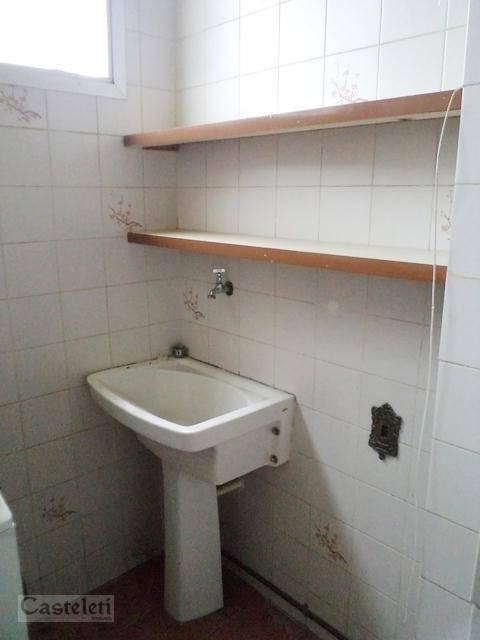 Apartamento de 1 dormitório à venda em Cambuí, Campinas - SP