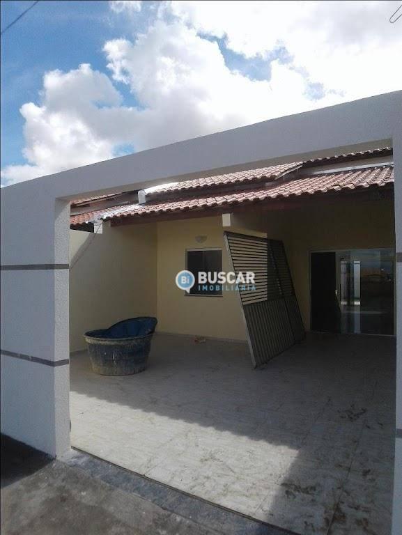Casa com 2 dormitórios à venda, 120 m² por R$ 170.000 - Mangabeira - Feira de Santana/BA