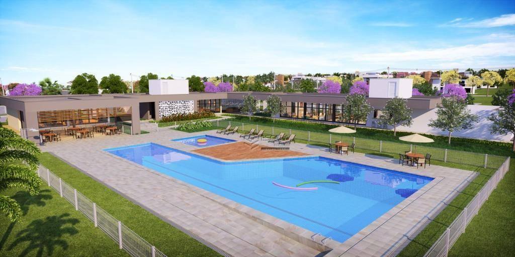 Lote à venda Terras Alphaville 4, 307 m², financia - Santo Antonio - Eusébio/CE