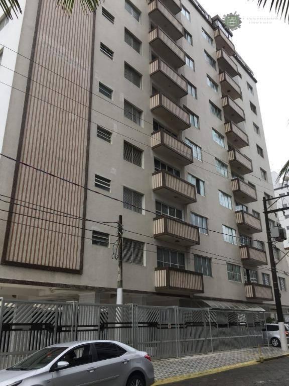 Locação, Apartamento 3 Dormitórios, Ocian, Praia Grande!